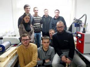 Praktinis seminaras su naujausia aparatūra ir specialistu iš užsienio