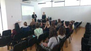 """""""Thermo fisher scientific"""" seminaras studentams"""