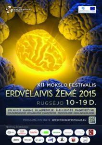 """Festivalis """"Erdvėlaivis žemė 2015"""": į fantastišką mokslo pasaulį pakvies KTU diena"""