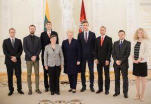 KTU jaunojo mokslininko disertacija įvertinta LR Prezidentės apdovanojimu