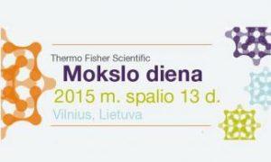 """Kviečiame į """"Thermo Fisher Scientific"""" Mokslo dieną"""