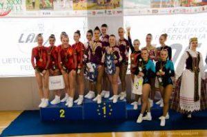 SELL studentų žaidynėse KTU studentai iškovojo 15 medalių