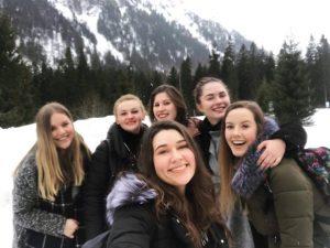 Studenčių įspūdžiai iš tarptautinio projekto Lenkijoje: įgijome daug patirties