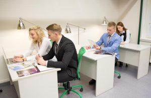 Skaitmeniniai ženkliukai – inovacija stipendijų skyrimo procese