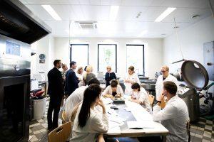 """KTU ir """"KG Group"""" bendradarbiavimas: tik dirbdami kartu mokslas ir verslas gali išgirsti vienas kito poreikius"""