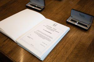 Kazickų šeimos fondas KTU studentus įvertino už akademinius pasiekimus ir pilietiškumą