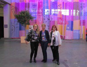 Europos mokslo ir inovacijų dienose chemikų delegacija