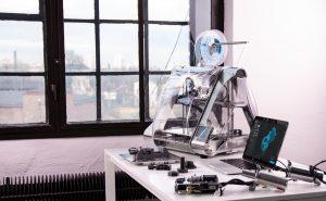 KTU mokslininkė Violeta Kaunelienė: 3D spausdintuvas – tik gerai vėdinamoje patalpoje