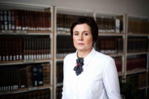 KTU mokslininkė Violeta Kaunelienė. Aplinkosauga: lyderystės turi imtis visuomenė