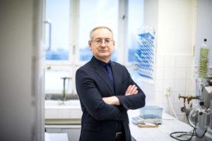 Profesorius Vytautas Getautis KTU