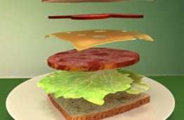 3D technologijos – greitam maisto prototipų kūrimui