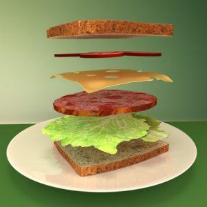 3D maisto spausdinimas
