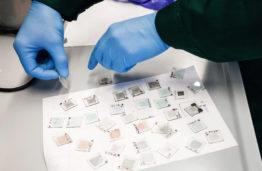 Pritaikius KTU sukurtas medžiagas pasiektas ypač aukštas organinių saulės elementų efektyvumas