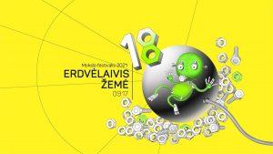 "Mokslo festivalis ""Erdvėlaivis Žemė 2021"""