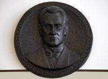 Jono Šimkaus memorialinė lenta