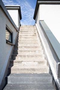 betono laiptų tipas