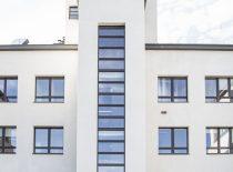 centruoti rizalitai fasaduose-rytinis