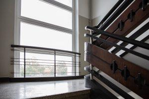 laiptinės langų apsauginės grotelės 1