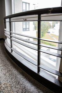 laiptinės langų apsauginės grotelės 2