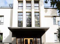 pietinio fasado rizalitas