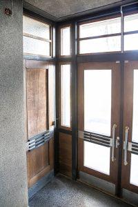 vakarinio vidinio tambūros durys 1