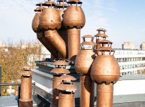 variniai ventiliacijos kaminėliai - 1