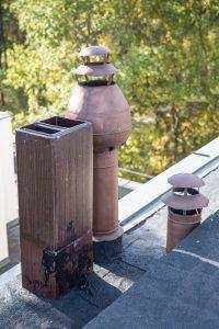 variniai ventiliacijos kaminėliai - 3